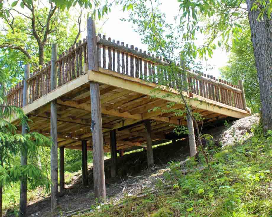 Tree-House-Yurt-Couples-Meditation-Yoga-Retreat-Llethrau-1