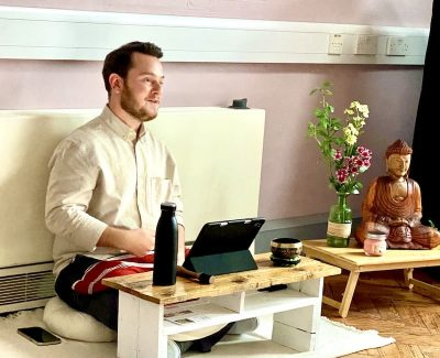 meditation class in ebbw vale